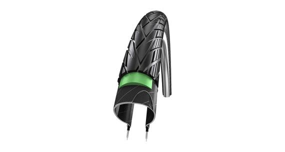 SCHWALBE Energizer Plus Opony rowerowe Dzieci wydajne 20 calowe Twin drut Reflex czarny